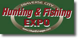 Visit our booth at the Traverse City Hunting & Fishing Expo this weekend