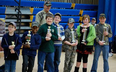2011 State Calling Championship winners