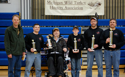 2011 State Calling Champions - Senior Division