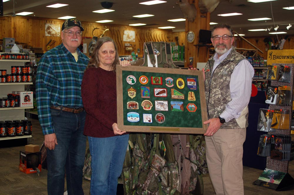 Turkey Hunting Patches Donated